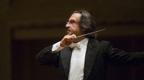 Domani sera a Paestum il maestro Riccardo Muti dirigerà il concerto dell'Amicizia