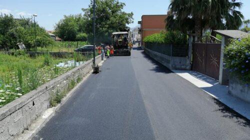 Nocera Inferiore, modificato il programma dei lavori per le strade