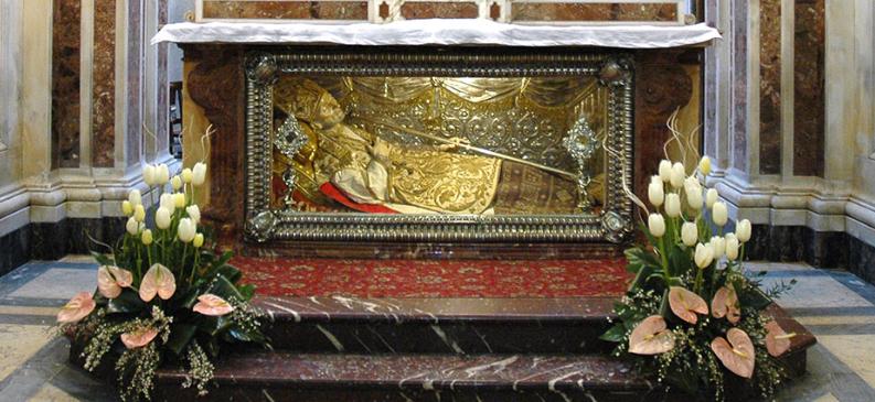 """Pagani in festa, 150 anni fa Sant'Alfonso veniva proclamato """"Dottore della Chiesa"""""""