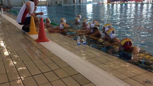 Si torna finalmente in vasca, primo impegno per le giovanili della Rari Nantes Salerno