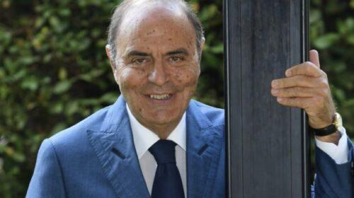 """Bruno Vespa domenica a Minori per presentare """"Bellissime"""", sua ultima opera letteraria"""