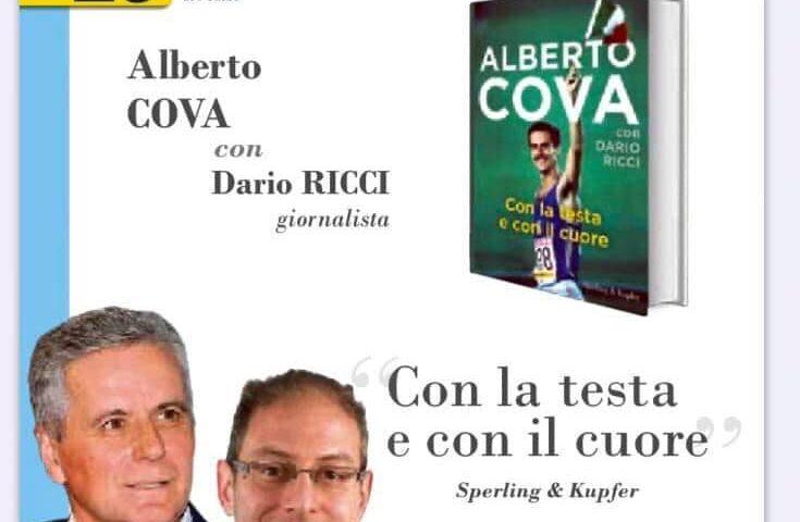 Settembre culturale, al Castello Aragonese di Agropoli il presidente dell'Atletica Salerno Ruggero Gatto presenterà Alberto Cova