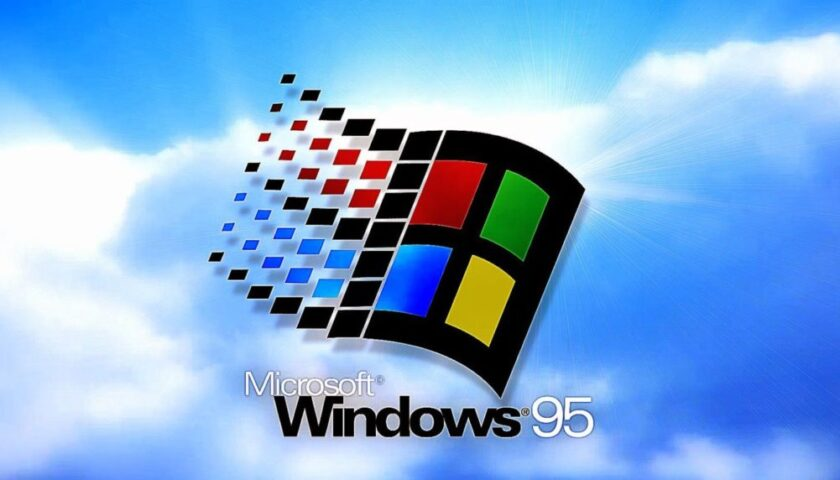 Accadde oggi: il 24 agosto 1995 va in distribuzione Windows 95