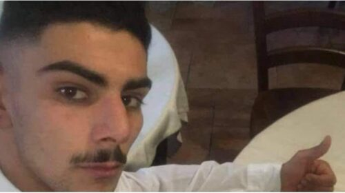 Buonabitacolo, dolore per la morte del 23enne Mario Monaco