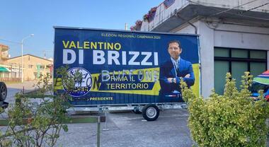 A Sassano vandali contro i candidati di Lega e Psi