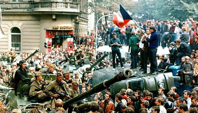 Accadde oggi: il 20 agosto del 1968 le forze del Patto di Varsavia scrissero la parola fine sulla Primavera di Praga
