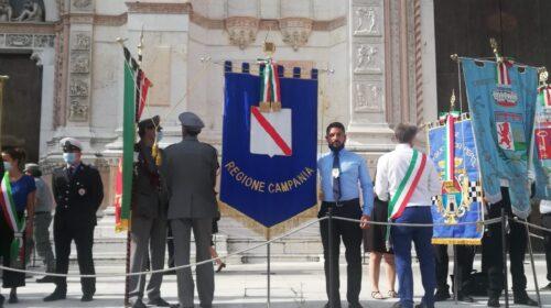 """Anche la Regione Campania commemora a Bologna la strage alla stazione, De Luca: """"Doveroso essere presenti"""""""