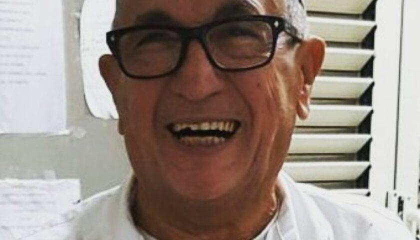 Salerno, muore don Mimì Cuofano della pasticceria Svizzera a Torrione