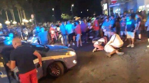 Carabiniere tenta di sedare una lite a Castellammare ma viene aggredito: è grave