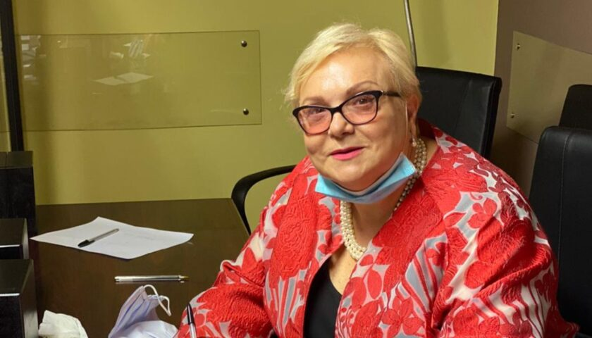 Agropoli, Elvira Serra candidata al Consiglio Regionale con Italia Viva