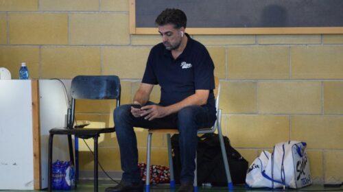 Hippo Basket Salerno, Carmando sogna una Prima Squadra composta interamente da atleti della cantera