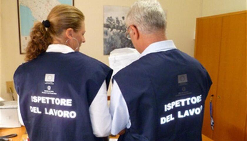Lavoro nero e norme anti Covid non rispettate: chiuse 20 attività nel Salernitano