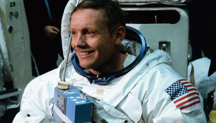 Accadde oggi: il 25 agosto 2012 morì Neil Armstrong, il primo uomo a mettere piede sulla Luna