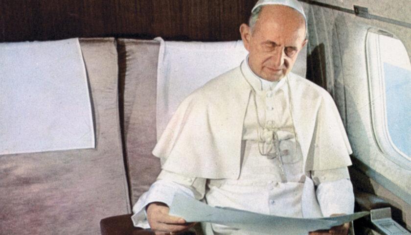 ACCADDE OGGI: IL 12 AGOSTO 1978 L'ULTIMO SALUTO A PAOLO VI, IL PAPA DEL DIALOGO