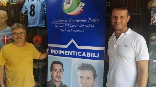 La Polisportiva Santa Maria in visita Museo e Biblioteca del Calcio Fondazione Fioravante Polito
