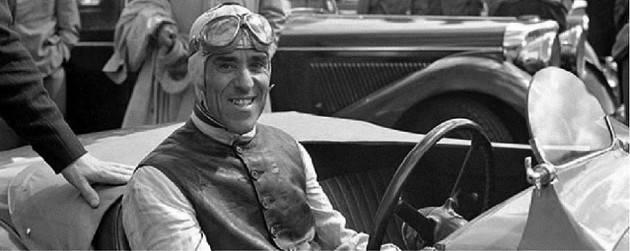 """Accadde oggi: l'11 agosto del 1953 l'Italia dice addio al """"Figlio del vento"""" Tazio Nuvolari"""