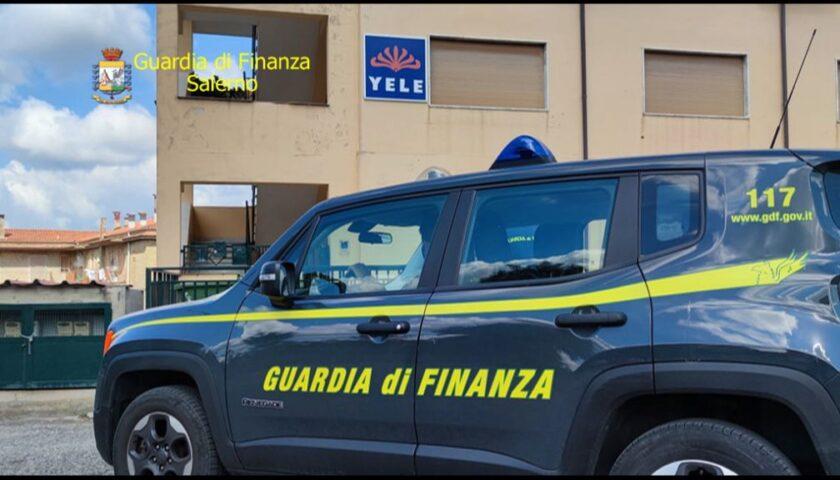 Operazione Piazza Pulita per il crac della Yele: 29 indagati e 20 milioni di euro sotto sequestro