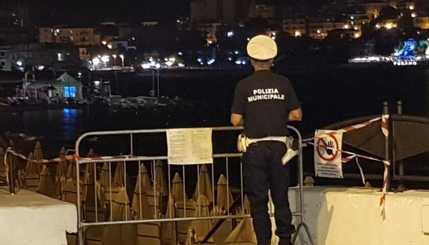 Agropoli – Il sindaco Adamo Coppola soddisfatto per il dispositivo messo in campo per evitare i falò