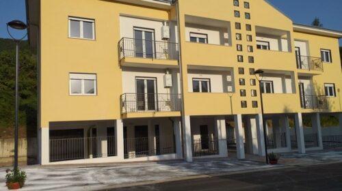 Inaugurati i nuovi alloggi Erp ad Antessano di Baronissi
