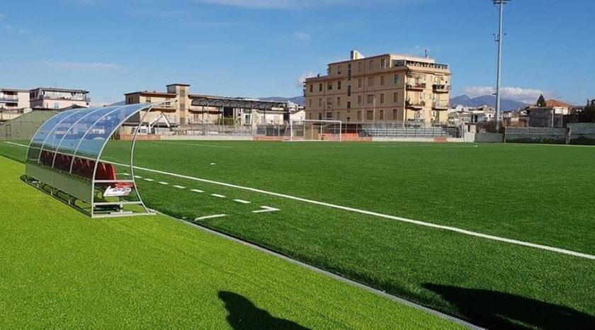 Angri – dopo due anni finiscono i lavori di ristrutturazione dello stadio Novi