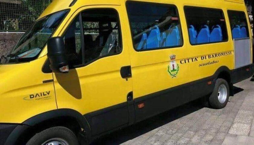 Baronissi – fino al 7 settembre sarà possibile presentare la domanda per il trasporto scolastico per le scuole di infanzia e per la scuola primaria