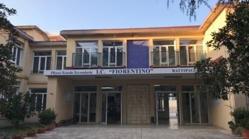 """Il sindaco Francese a Battipaglia firma la convenzione per un finanziamento per la scuola """"Fiorentino"""""""