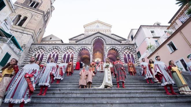 Amalfi, conto alla rovescia per il Capodanno Bizantino