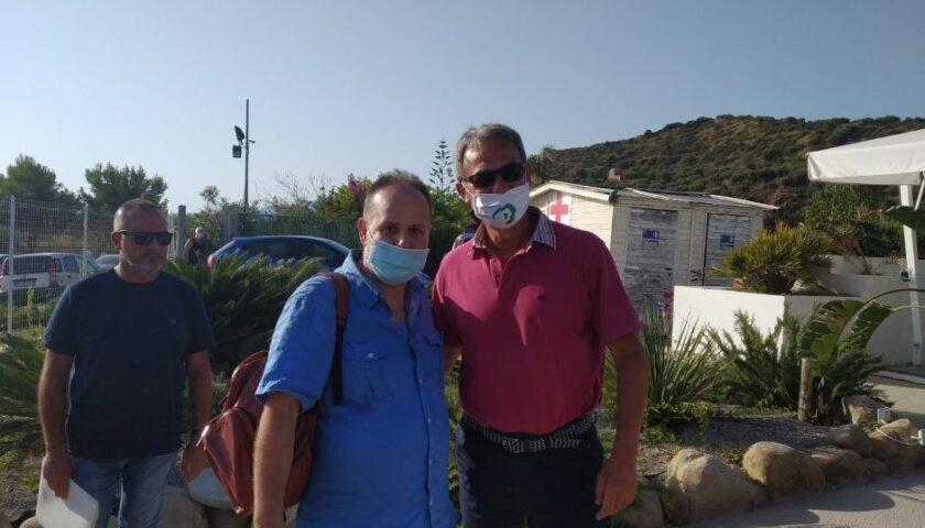 Fonderie Pisano, il comitato ambientalista incontra il ministro Costa nel Cilento