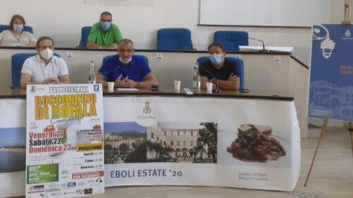 Eboli – a Santa Cecilia dal 21 al 23 agosto ci sarà la festa del bocconcino di bufala campana