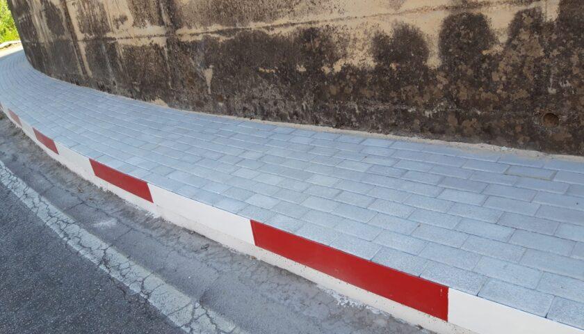 Lavori ad Acquamela di Baronissi, Galdi: «Creata una barriera architettonica»