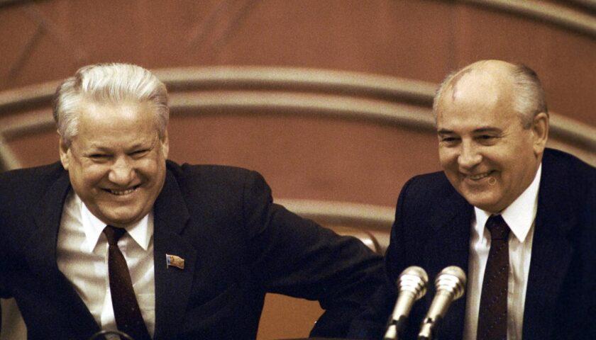 Accadde oggi: il 29 agosto 1991 a Mosca si scioglie il Partito Comunista Sovietico
