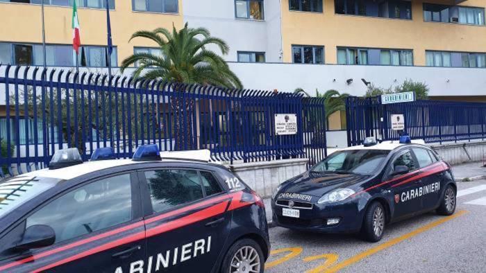 Il comandante dei carabinieri D'Alù lascia Nocera dopo 25 anni, guida il Norm di Solofra