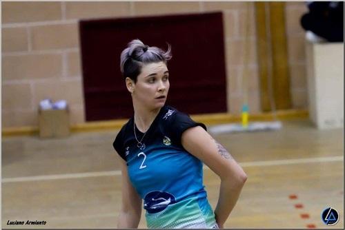 Volley femminile: Annalisa Mileno è la nuova palleggiatrice della P2P Baronissi