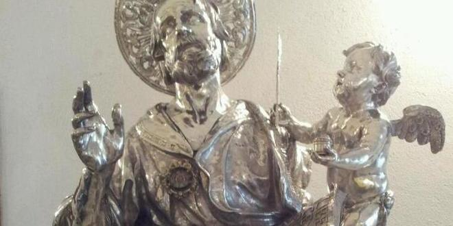 Il braccio di San Matteo torna a far visita all'ospedale e al carcere