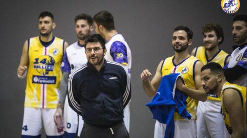 Si separano le strade del Basket Bellizzi e coach Nino Sanfilippo