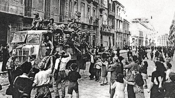 Accadde oggi: il 30 settembre 1943 la cacciata dei nazisti da Napoli con le 4 giornate