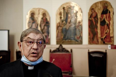 San Gennaro, festa con 200 persone al Duomo e nessun bacio alle relique