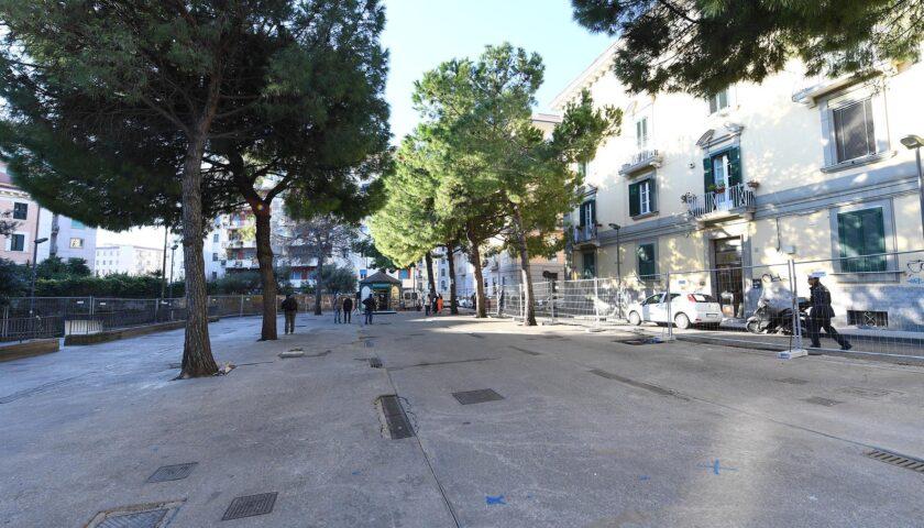 Domani taglio del nastro della nuova area mercatale di via Piave