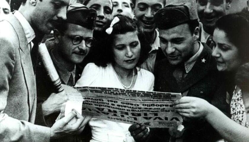 Accadde oggi: l'8 settembre 1943 Badoglio rese noto l'Armistizio con gli Alleati e iniziò la resistenza
