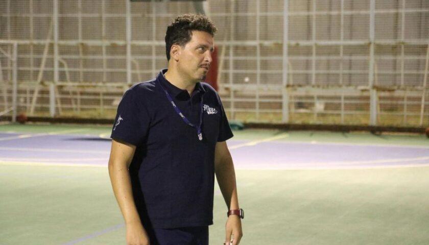 Aldo Russo per il terzo anno alla Hippo Basket Salerno: «Valori, appartenenza, famiglia. Cresciamo!»