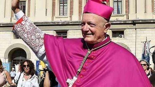 Salerno, San Matteo in piazza Libertà. L'arcivescovo Bellandi: scelta giusta