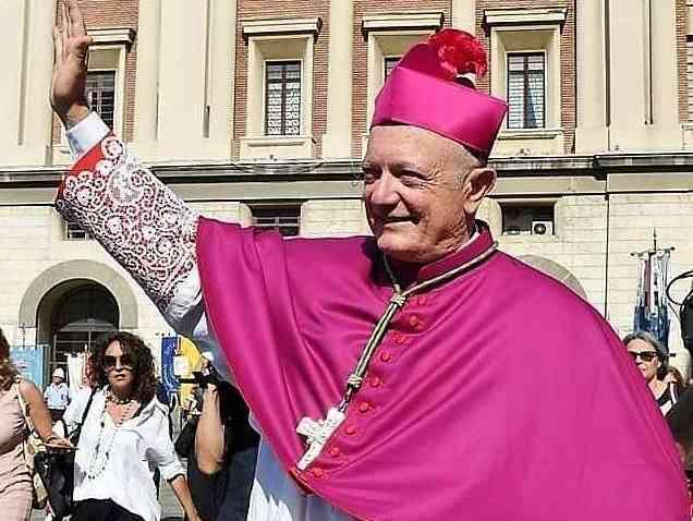 L'arcivescovo della Diocesi Salerno/Campagna/Acerno Bellandi cittadino onorario di Tiro