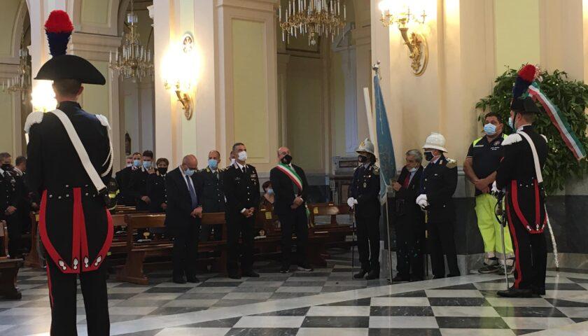 Angri ricorda il brigadiere dei carabinieri Gioacchino D'Anna, ucciso da 5 banditi