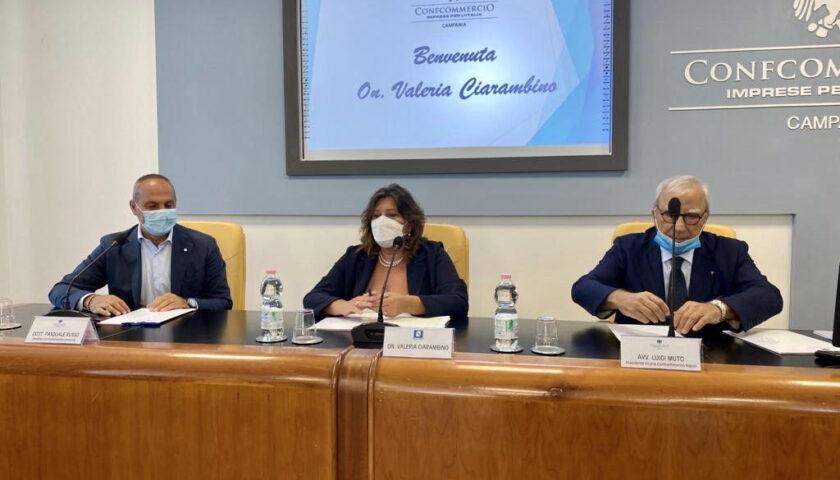 Confcommercio incontra i candidati alle prossime elezioni a Governatore