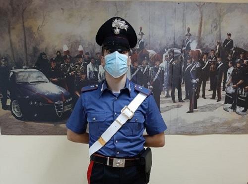 A Battipaglia un arresto per arma clandestina