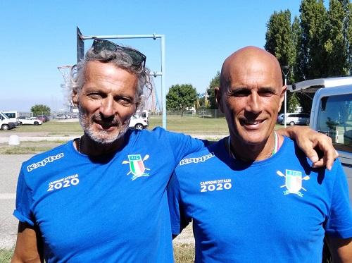Circolo Canottieri Irno Salerno, Galizia e Sanseverino conquistano il titolo italiano Master di canottaggio