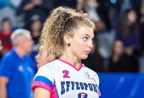 Volley mercato: Francesca Spirito è una nuova giocatrice della P2P Baronissi