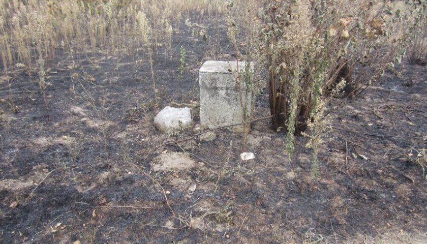 Incendi sul territorio di Castel San Giorgio, denunciati gli autori