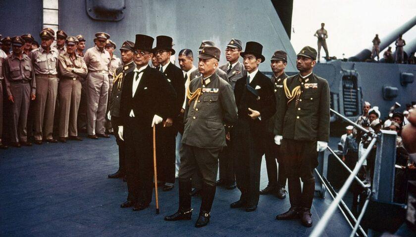 Accadde oggi: il 2 settembre 1945 la resa del Giappone scrive la parola fine sulla più grande tragedia della storia dell'umanità
