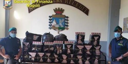 Contrabbando di sigarette, arrestato 46enne di Nocera Inferiore